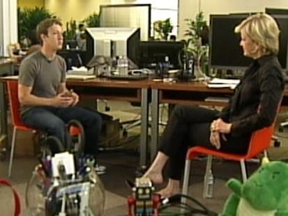 VIDEO: Facebook Hits 500 Million Members