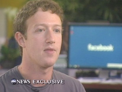 VIDEO: Facebook CEO says his company takes privacy seriously, with simple controls.