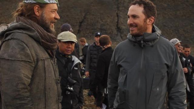 "VIDEO: Director Darren Aronofsky Discuss Biblical Film, ""Noah"""