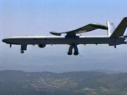 "U.S. ""drone"" aircraft"