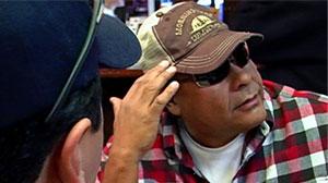 Photo: John Quinones goes undercover in Arizona