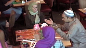 Photo: What would you do if you saw a teen berated by a Muslim father?