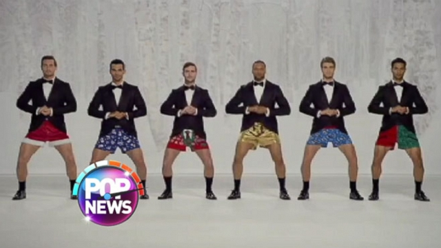 VIDEO: Kmarts Joe Boxer Commercial Stirs Controversy