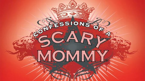 ht confessions of a scary mom ll 120403 wblog Is Motherhood Scary?