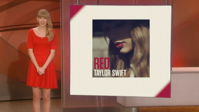Taylor Swift's Big Announcement Video - ABC News