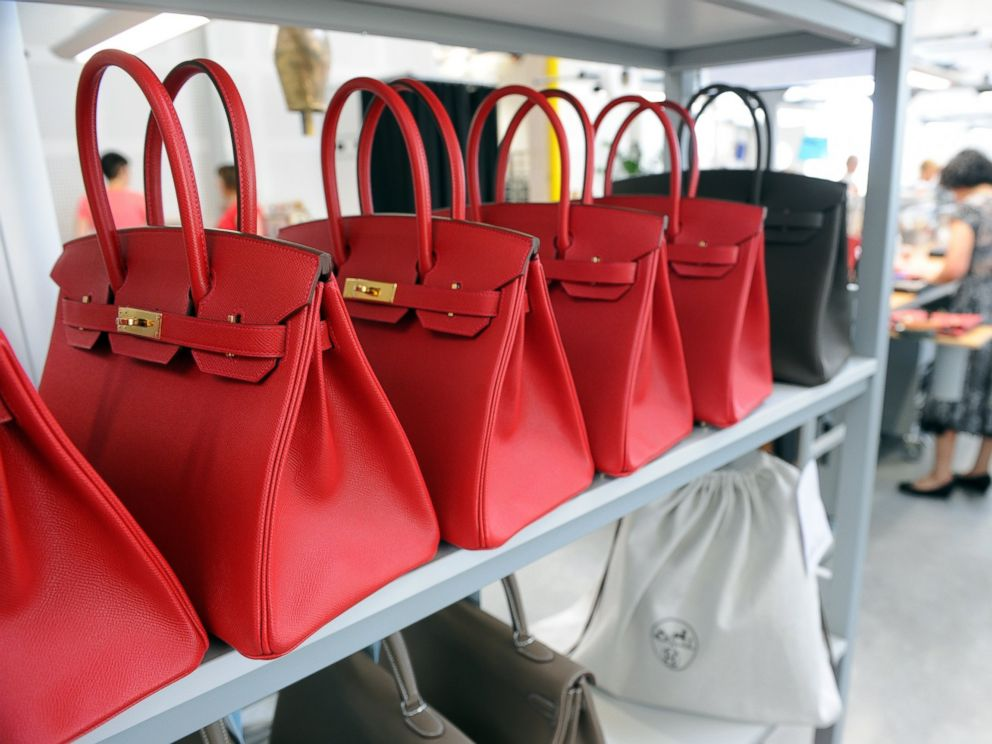 656363be368f How a Supermodel Inspired the Luxury Hermes Birkin Bag - ABC News