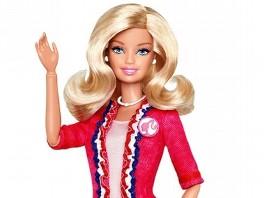 Barbie For Prez Mattel Doll Launces I Can Be