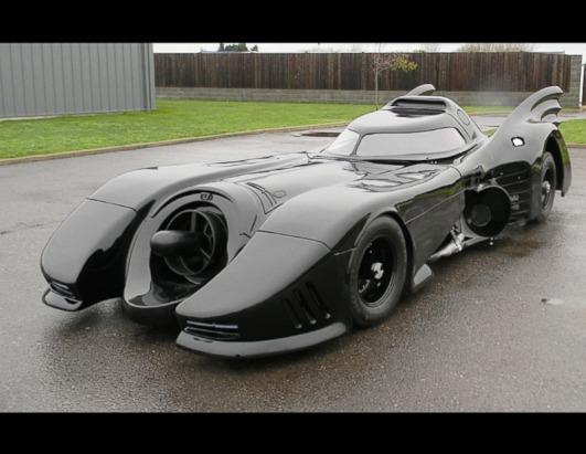 1989 Batman Batmobile Up For Auction Picture The