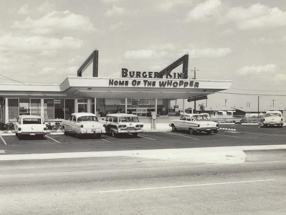 The Original Burger King