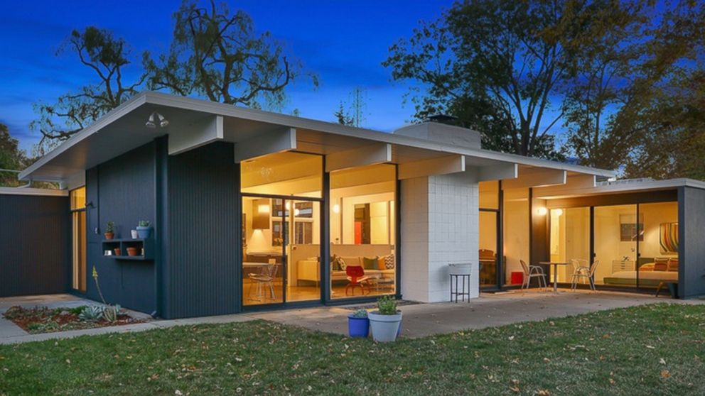 Mid century homes for sale photos abc news for Sale moderne
