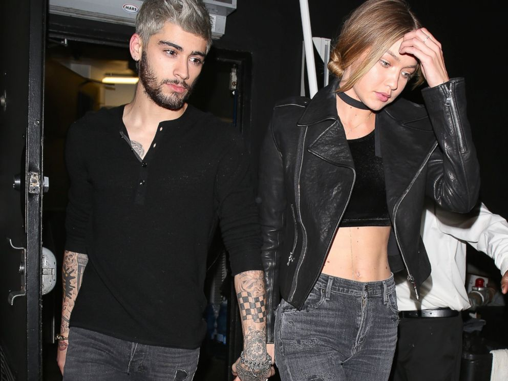 are zayn and gigi hadid dating