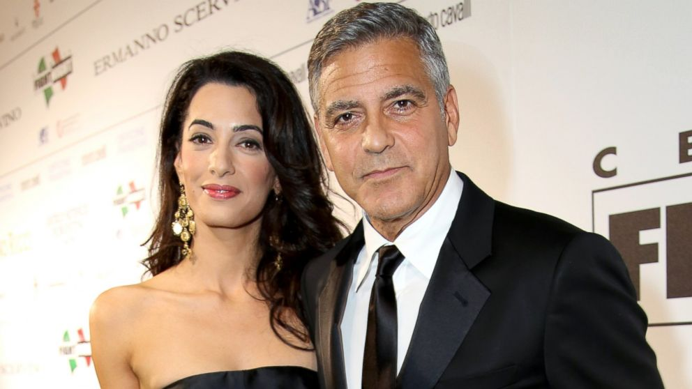 George Clooney Reveals Plans for Italian Wedding to Amal ...
