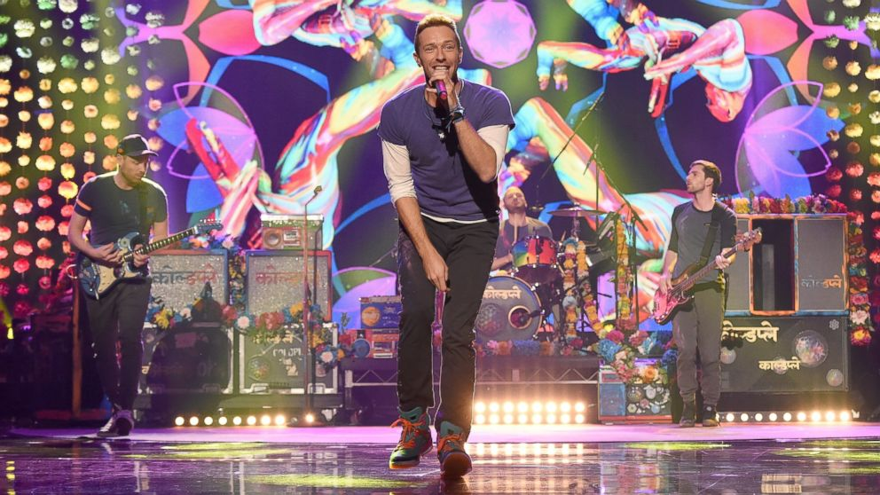 Coldplay to Headline Super Bowl Halftime Show - ABC News