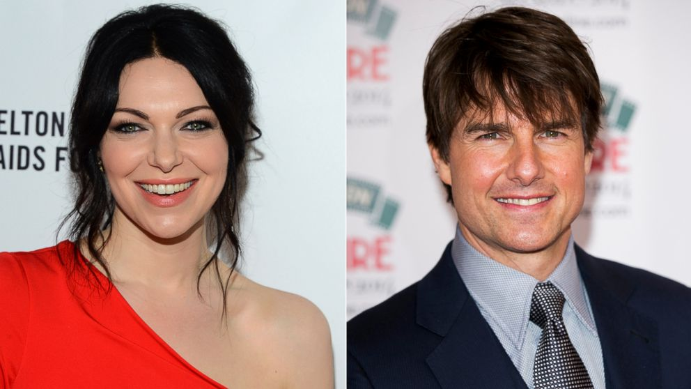 Laura Prepon Addresses Tom Cruise Dating Rumors - ABC News