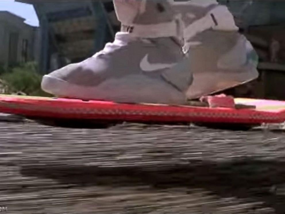 2f25f3e2b9f9 Nike Air Back To The Future 1985 Nike Air Mag