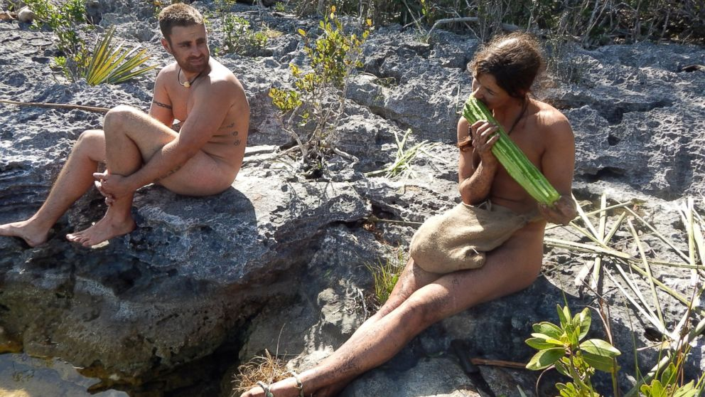 Naked and afraid shows ever thing