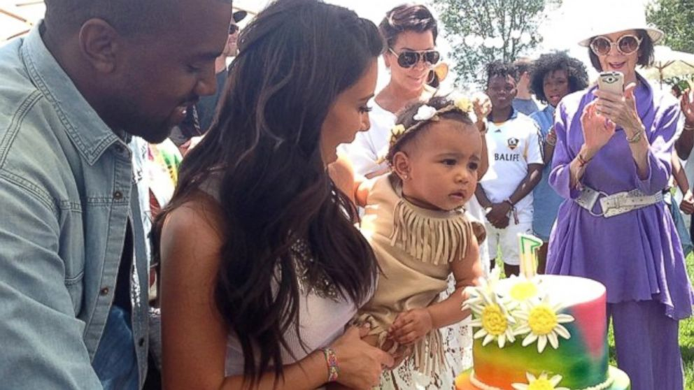 North West Pictures Instagram North West - ABC News