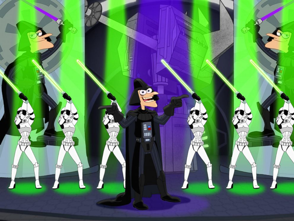What to Expect on the 'Phineas and Ferb: Star Wars ...