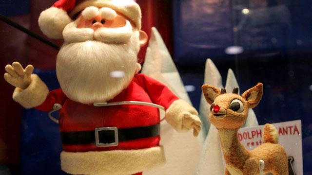 Real Santa Claus And R...