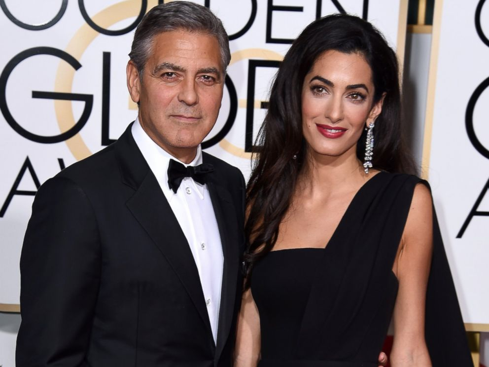 How George Clooney Paid Tribute to Charlie Hebdo, Robin ...