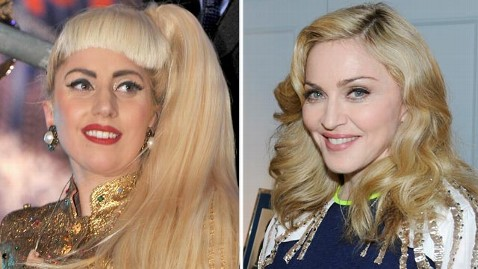 Madonna Breaks Silence on Gaga 'Born This Way' Controversy