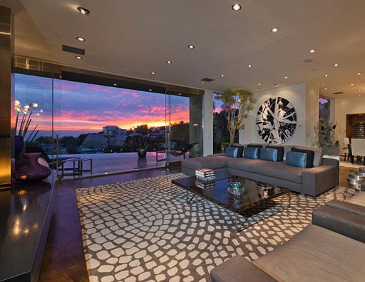 Inside Los Angeles Multi Million Dollar Mansions Picture