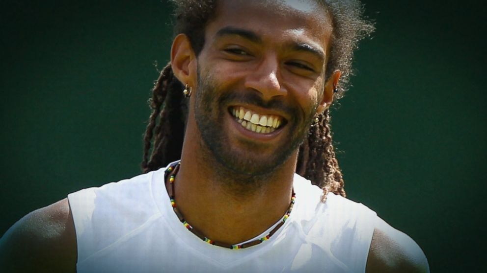 Dustin Brown Becomes Wimbledon S Breakout Star Video Abc