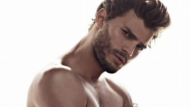 jamie dornan cast as christian grey in 39 fifty shades of grey 39 movie video abc news. Black Bedroom Furniture Sets. Home Design Ideas