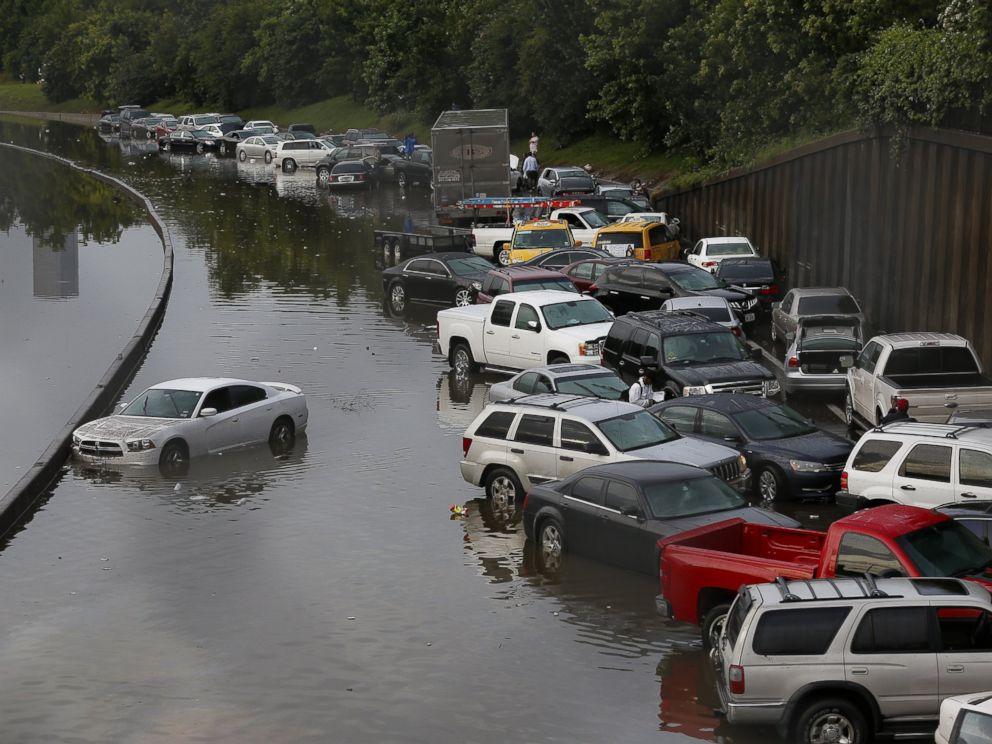 Historic Hurricane Harvey's Recap