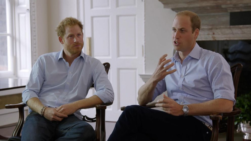 VIDEO: Prince William Discusses His Father and the Princes Trust