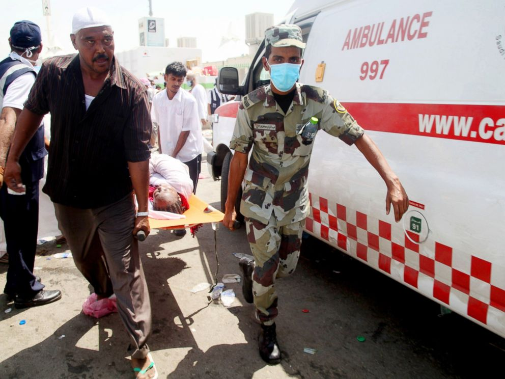 Stampede At Hajj Kills More Than 700 People Officials Say
