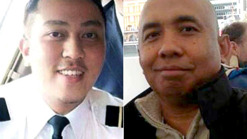 Malaysian Pilots Probe...