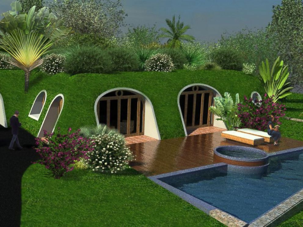 Company Creates Lord Of The Rings Inspired Hobbit Homes