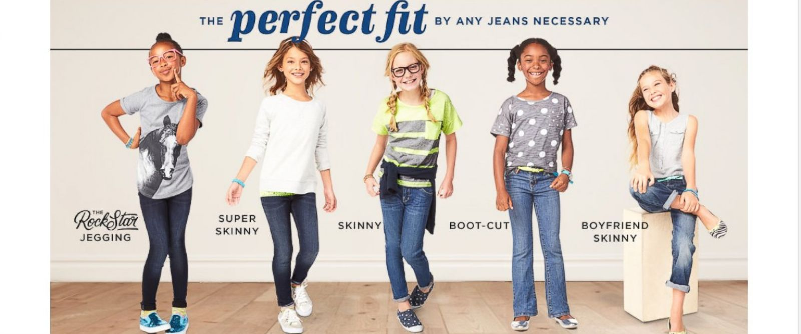 Should Old Navy Advertise Boyfriend Jeans To Kids Abc
