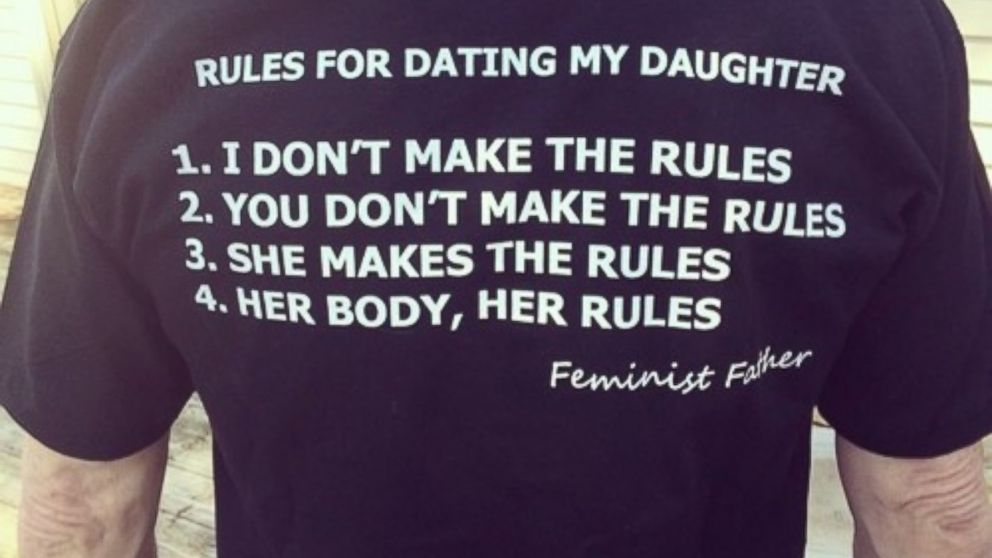 Rules for dating ny daughter