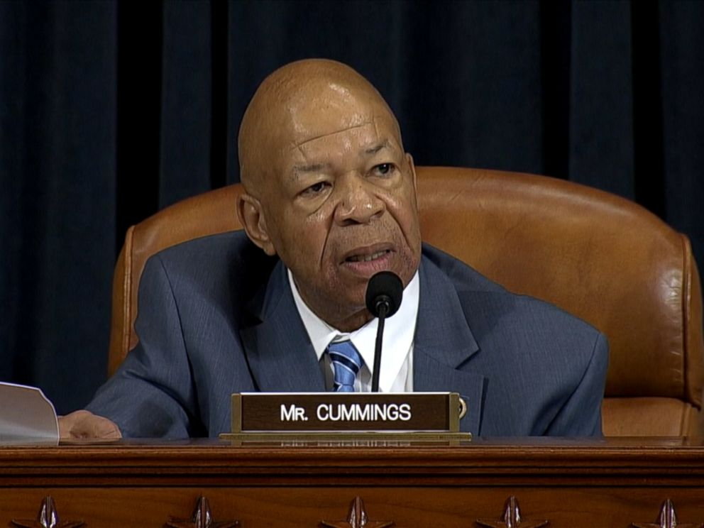 elijah cummings - photo #21