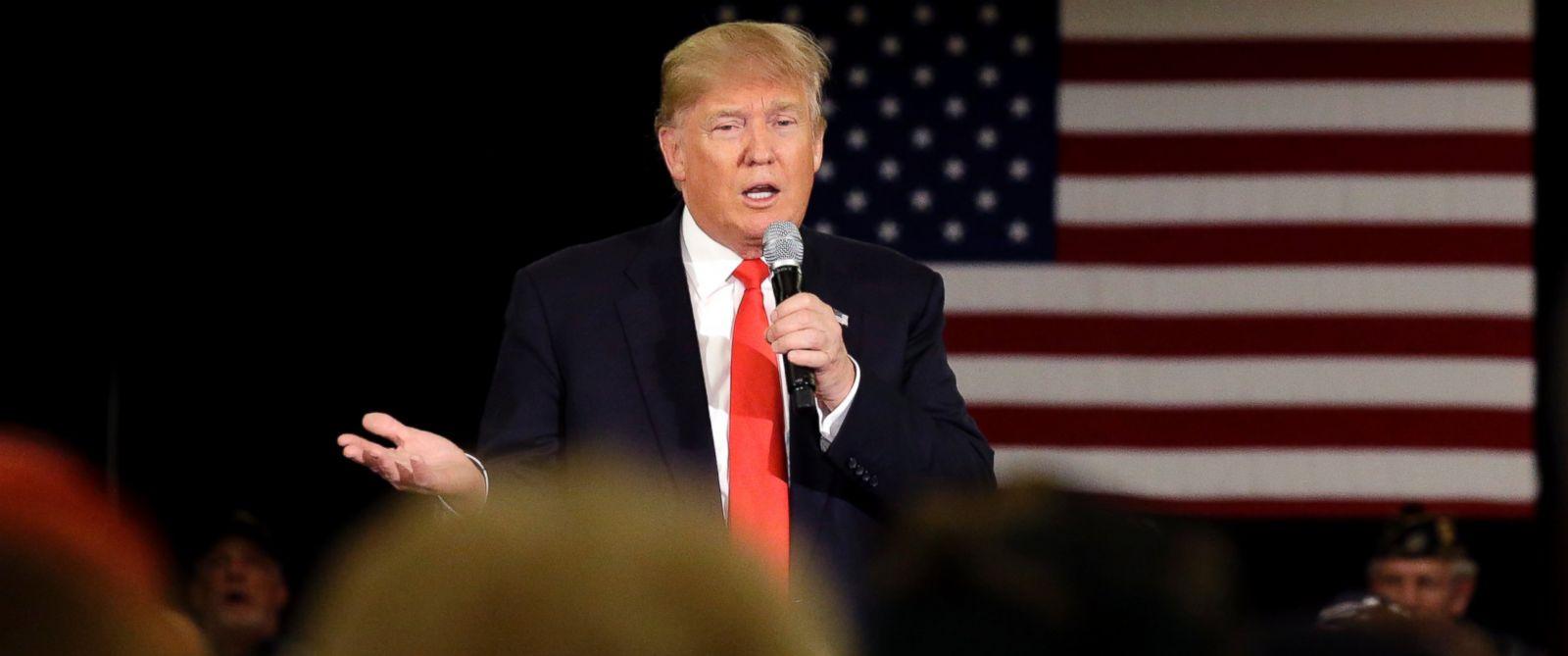 Il candidato repubblicano 70enne, Donald Trump - Foto: Gaming Today