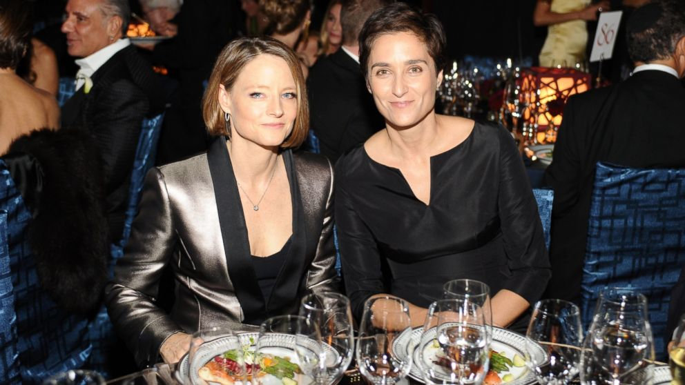Jodie Foster Marries Alexandra Hedison - ABC News