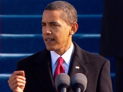 The rhetoric of barack obamas inaugural