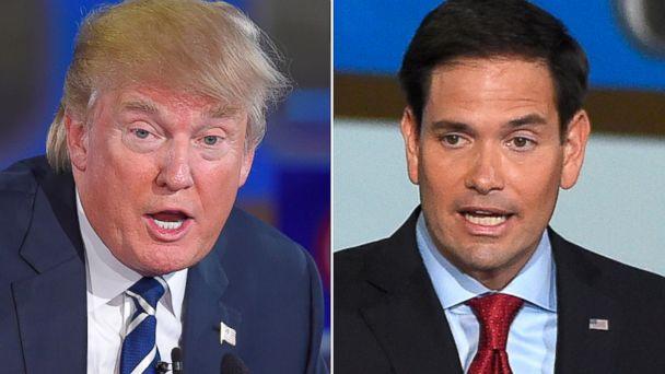 Rubio Calls Trump's Criticism of His Finances 'Ironic ...