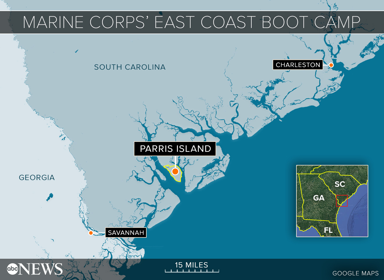 Marine Corps Integrates Male And Female Platoons During Boot Camp