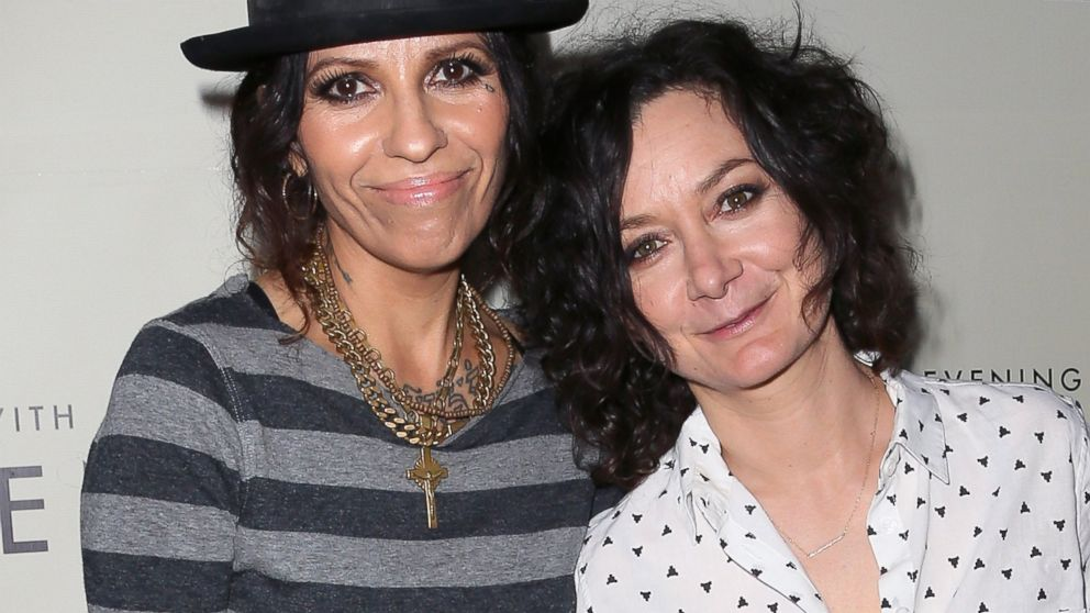 Sara Gilbert and Linda Perry Welcome Baby Boy Rhodes - ABC ...