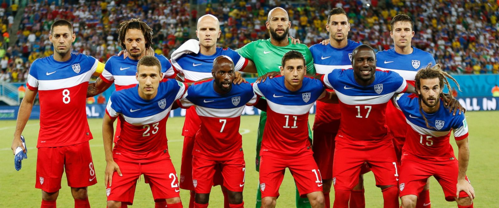 2014 FIFA World Cup: US Players Get Pumped Up For Belgium