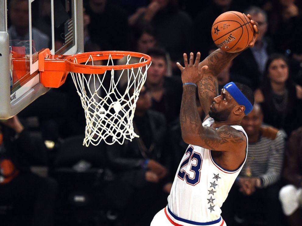 World Biggest In The Dunk: NBA All-Star Game 2015: The Biggest Stars And Slams