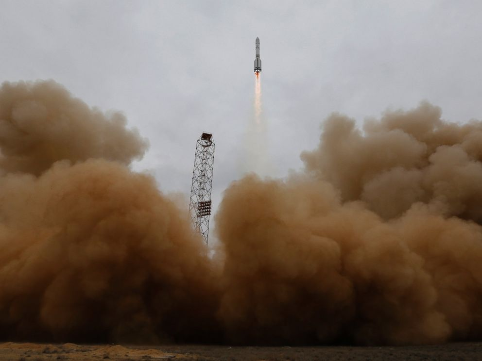 Mars Probe Launches on Mission to Find Signs of Life - ABC ...