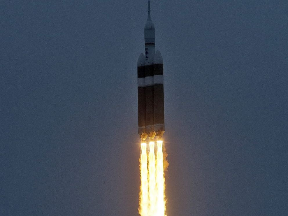 nasa orion rocket before lift off - photo #4