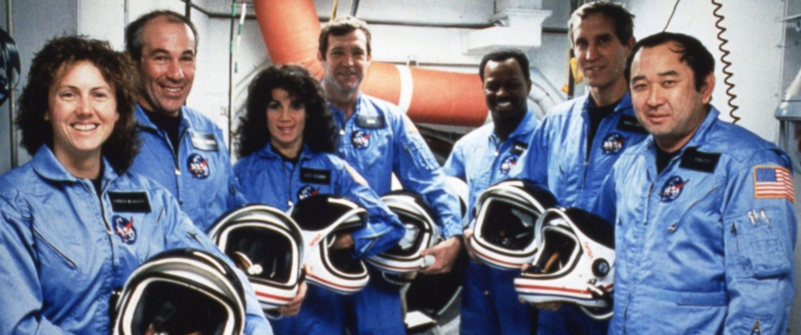 space shuttle challenger mission people - photo #2