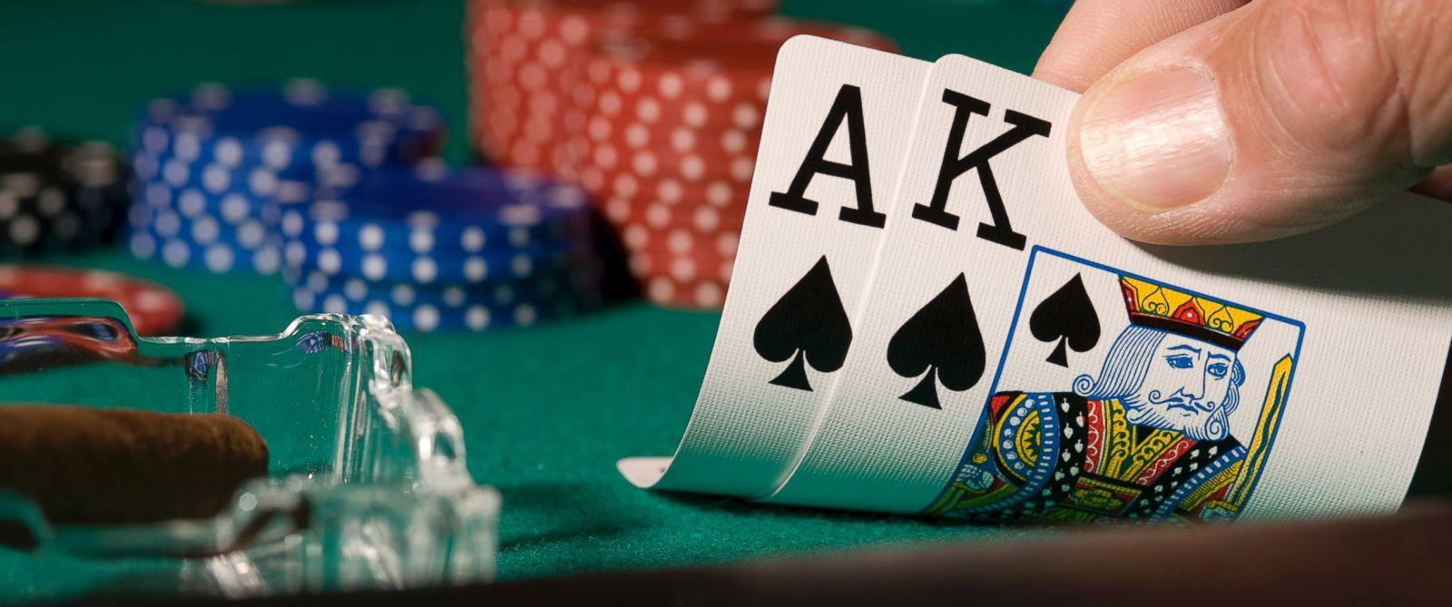 Orting eagles poker