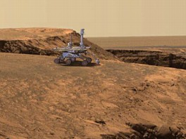 opportunity mars rover timeline - photo #34