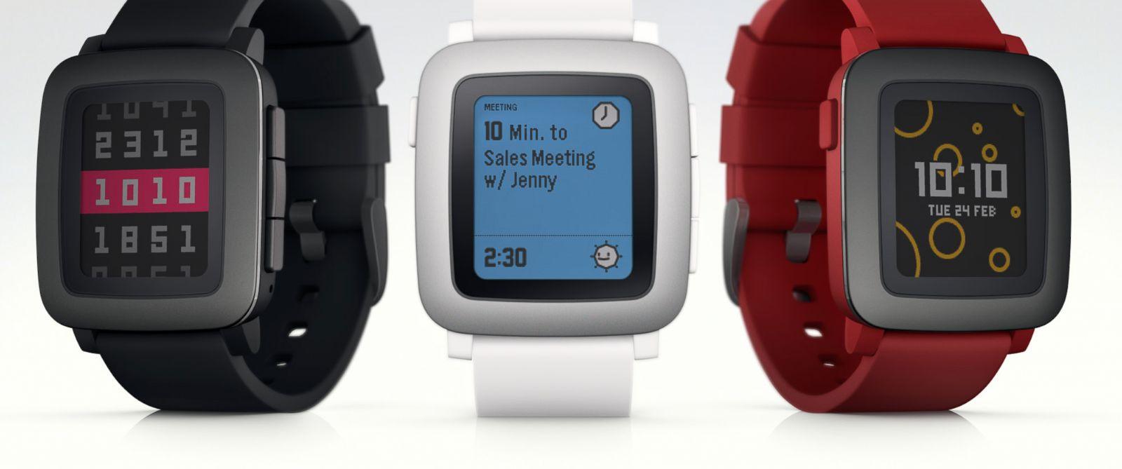 Pebble Time: Smart Watch Back on Kickstarter
